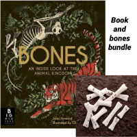Bones: An Inside Look at the Animal Kingdom & Bones Discovery Set