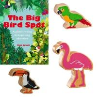 Big Bird Spot Book & Birds Bundle