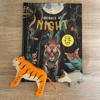 Animals at Night (Glow in the Dark) & Animals