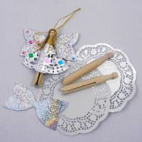 Make your own Peg Doll, Angel or Fairy
