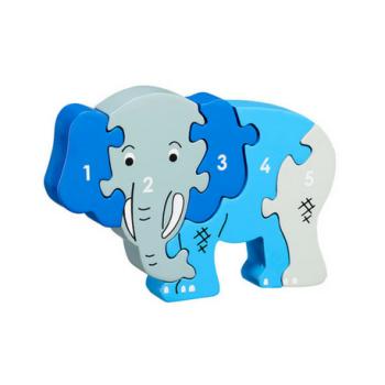 Lanka Kade - Elephant 1-5 Jigsaw