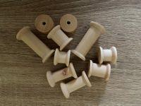 Cotton Reels, Wooden x10