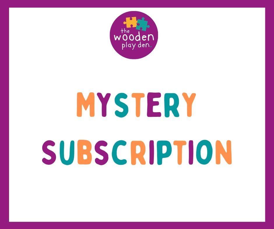 Mystery Box - Subscription