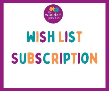 Wish List Subscription
