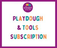 Playdough & Tools Subscription