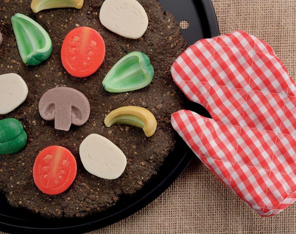 Pizza Toppings – Sensory Play Stones