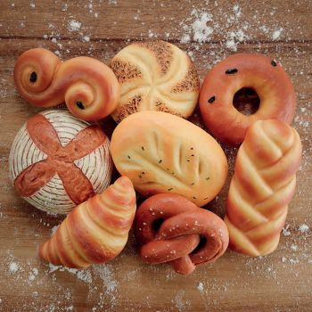 Breads of the World – Sensory Play Stones