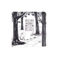 Brilliant Animals of Great Britain - Board Book
