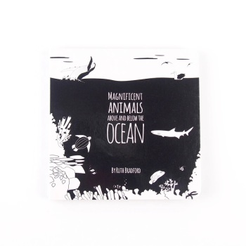 Magnificent Animals from above and below the Ocean - Board Book