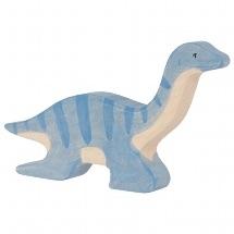 Dinosaur - Plesiosaurus - Holztiger