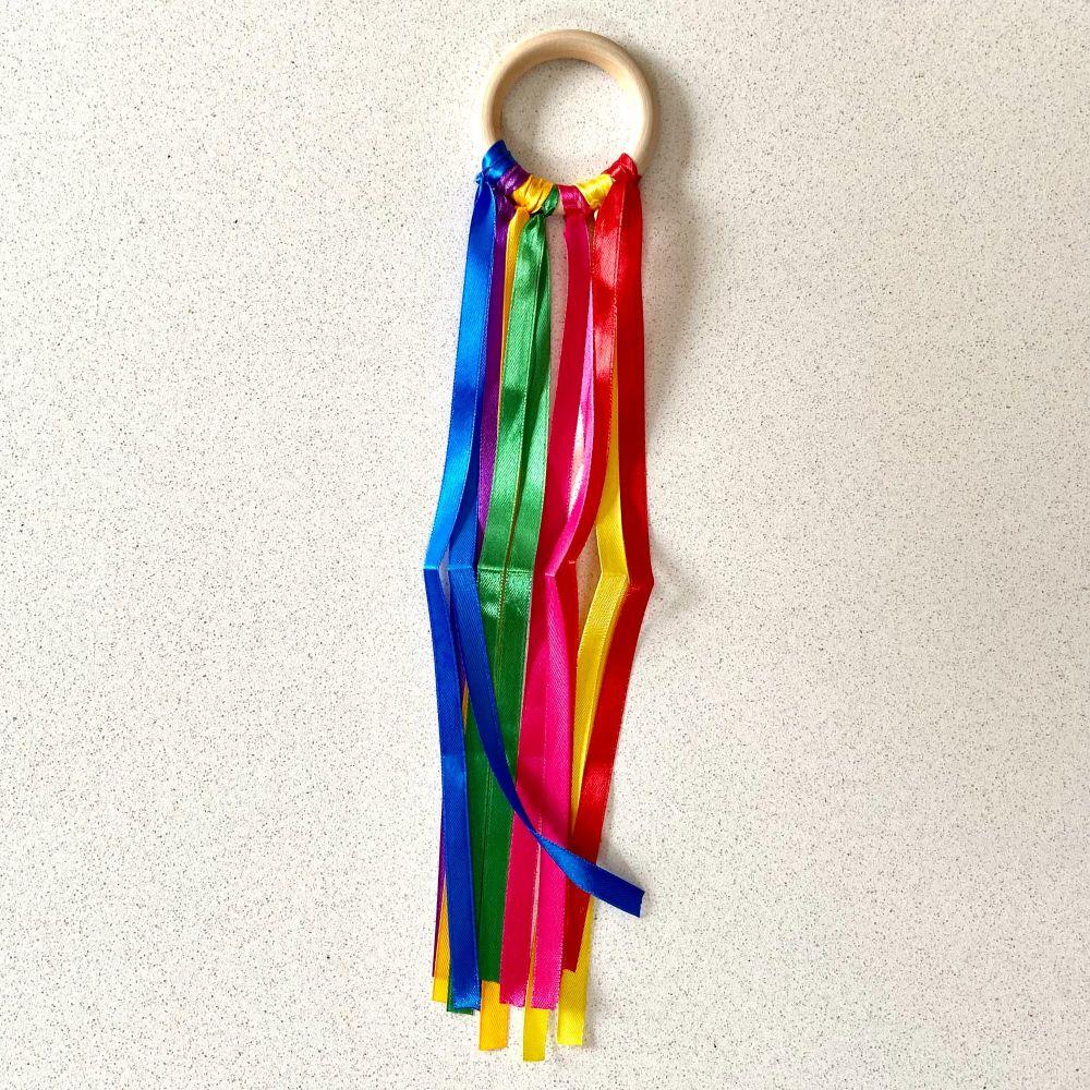 Rainbow Ribbons