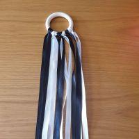 Black & White Ribbons