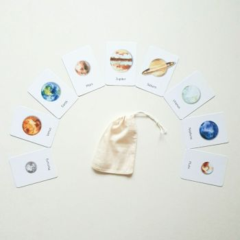 Flashcards - Planets