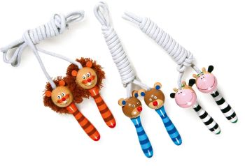 Skipping Rope - Lion, Bear or Cow