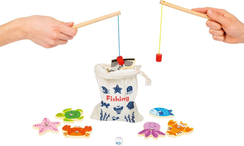 Catching Fish Travel Game