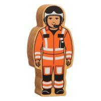 Lanka Kade - Figure, Natural orange air rescue