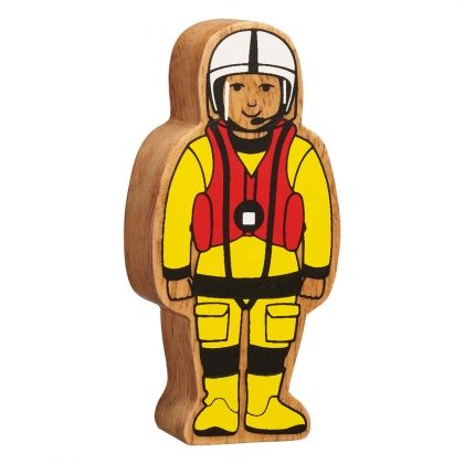 Lanka Kade - Figure, Natural yellow sea rescue - NEW
