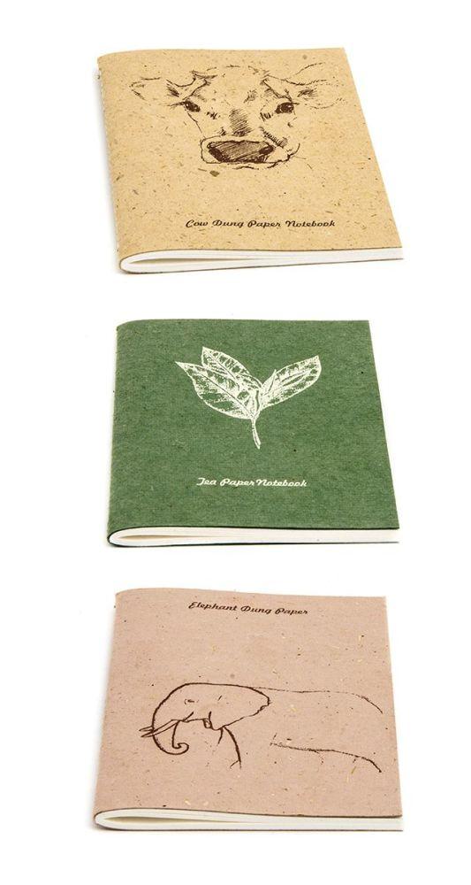 Handmade Paper Note Pads