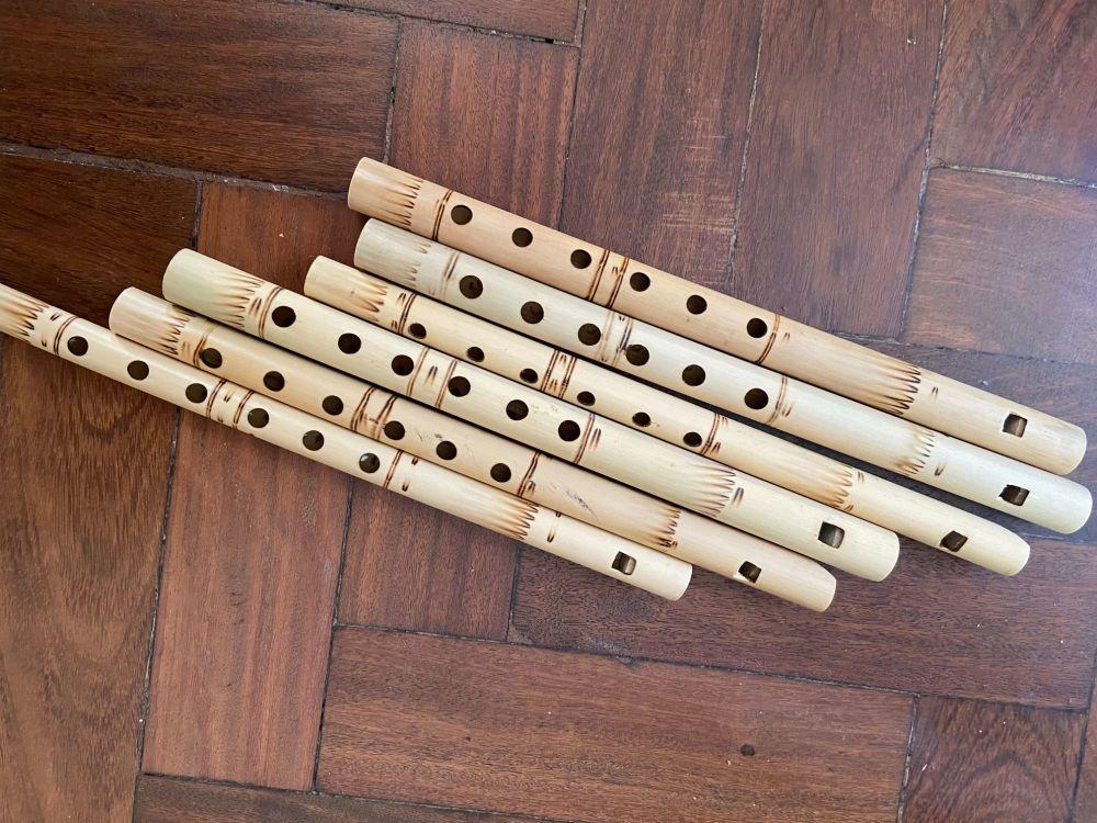 Handmade Bamboo Flute