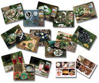 Mud Kitchen Activity Cards