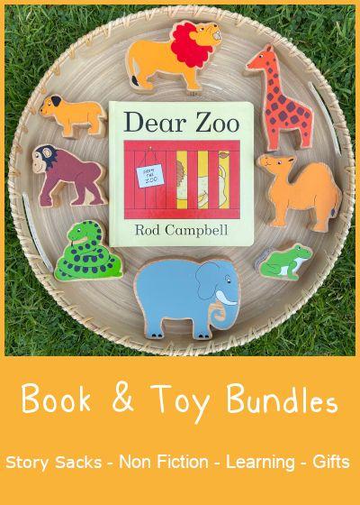 Book & Toy Bundles
