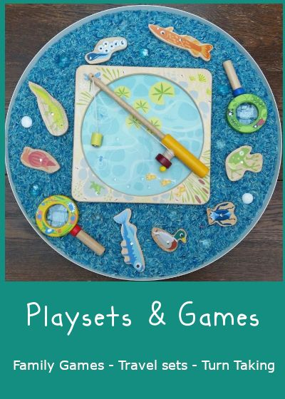 Playsets & Games