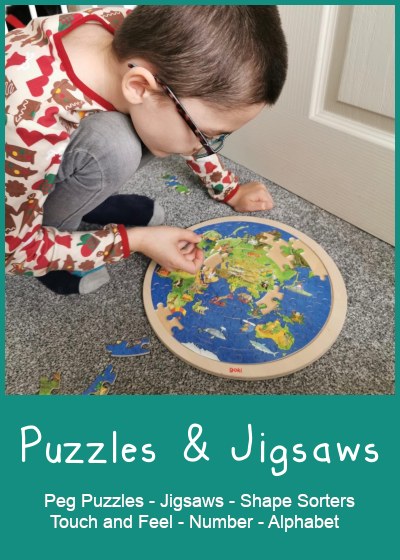 Puzzles and Jigsaws