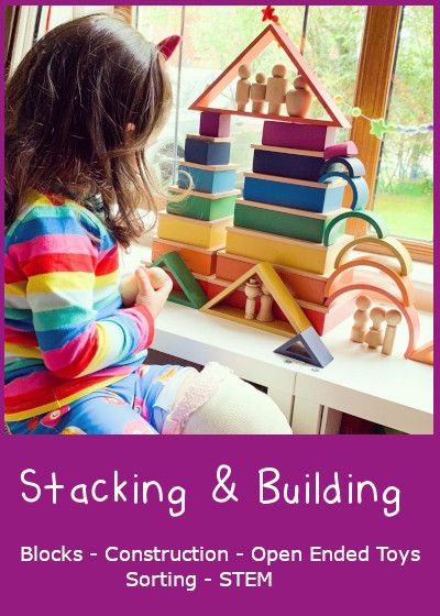 Stacking, Building & Construction