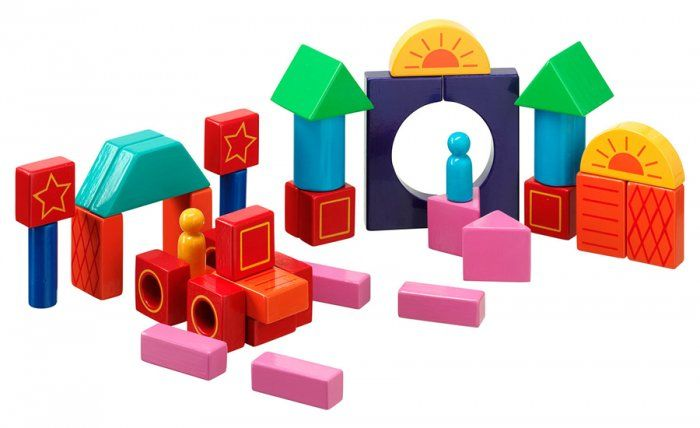 Lanka Kade - Colourful Building Blocks