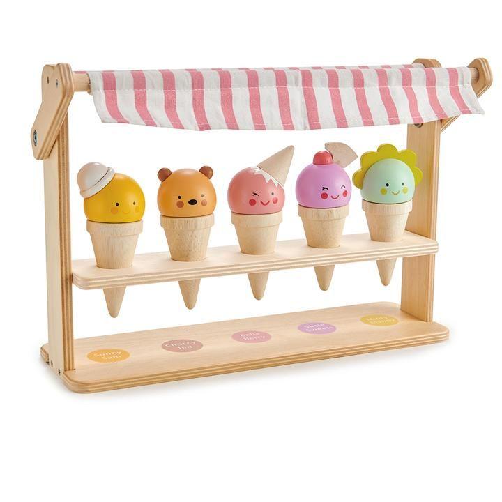 Scoops & Smiles Ice Cream Shop