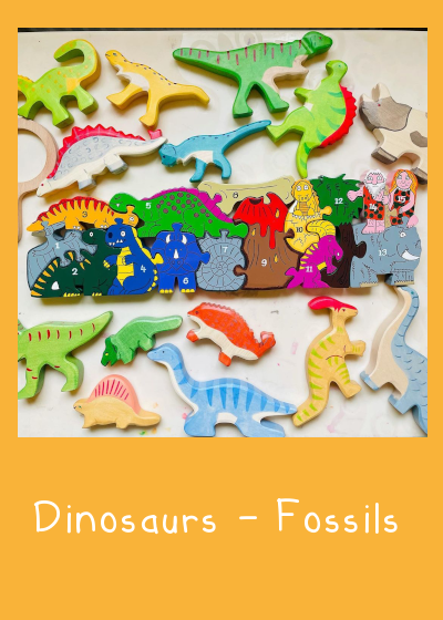 Dinosaurs & Fossils