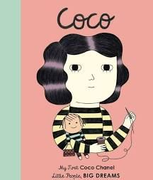 My First Little People, Big Dreams Coco Chanel Book