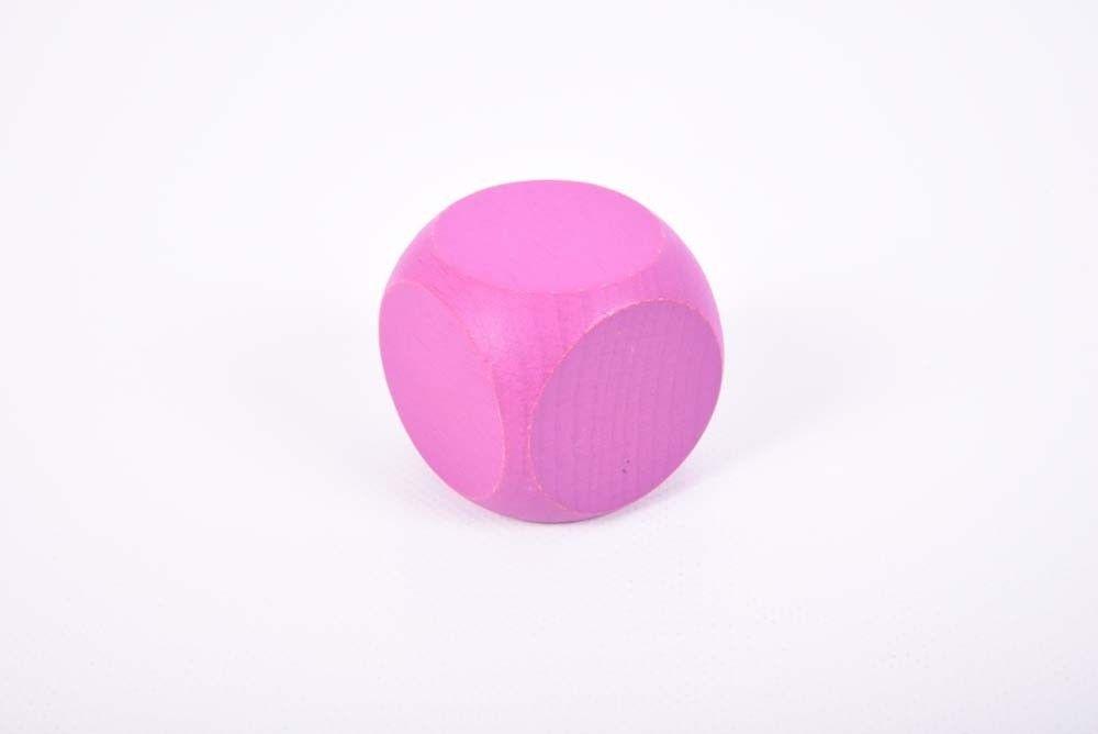 Rainbow Loose Parts - Small Cube