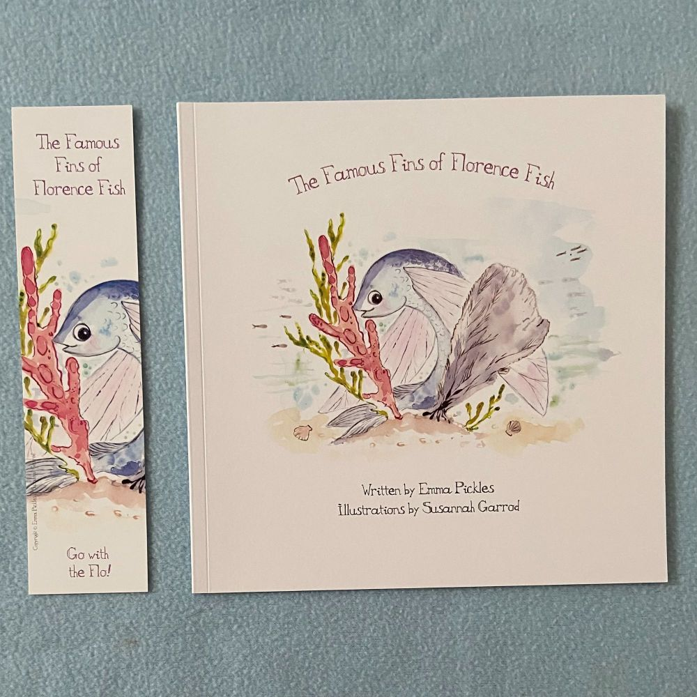 The Famoud Fins of Florence Fish Book