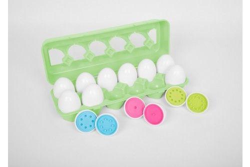 Colour Match Eggs