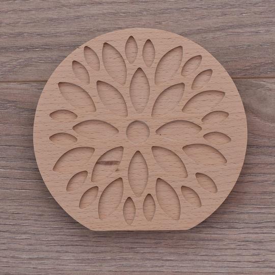 Flower Mandala Sensory Board