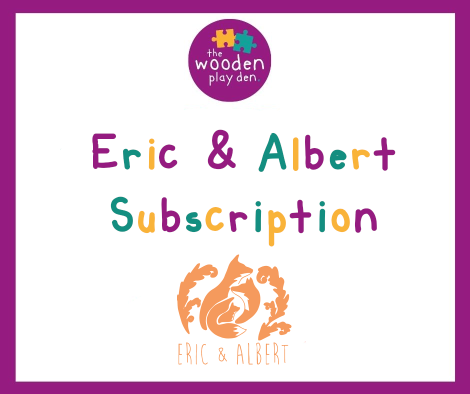 Eric & Albert Monthly Subscription