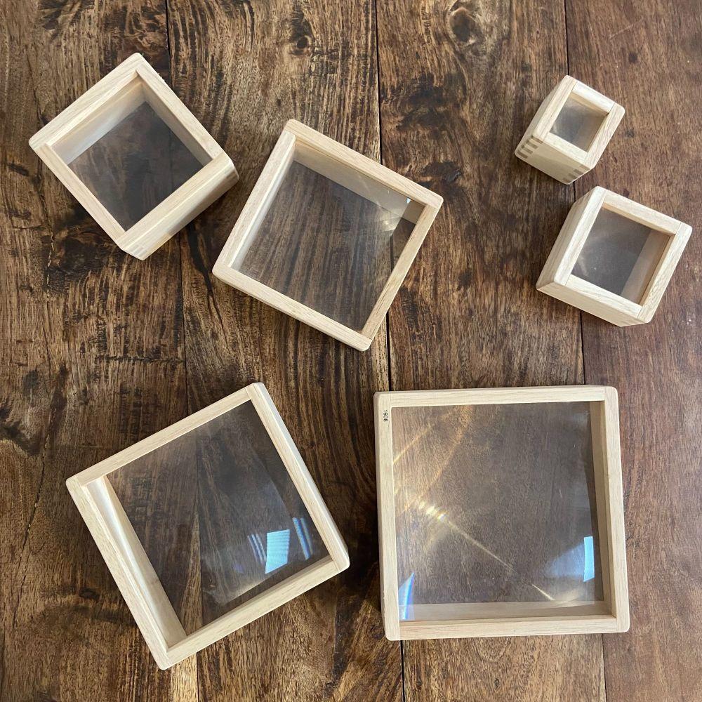 Guidecraft Magnification Treasure Blocks  - Pairs
