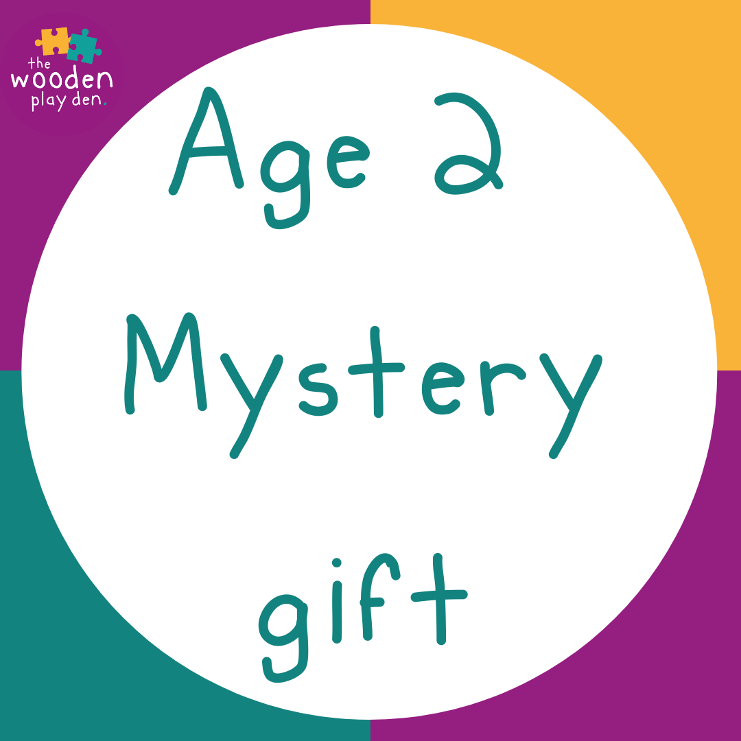 Mystery Gift ~ Age 2