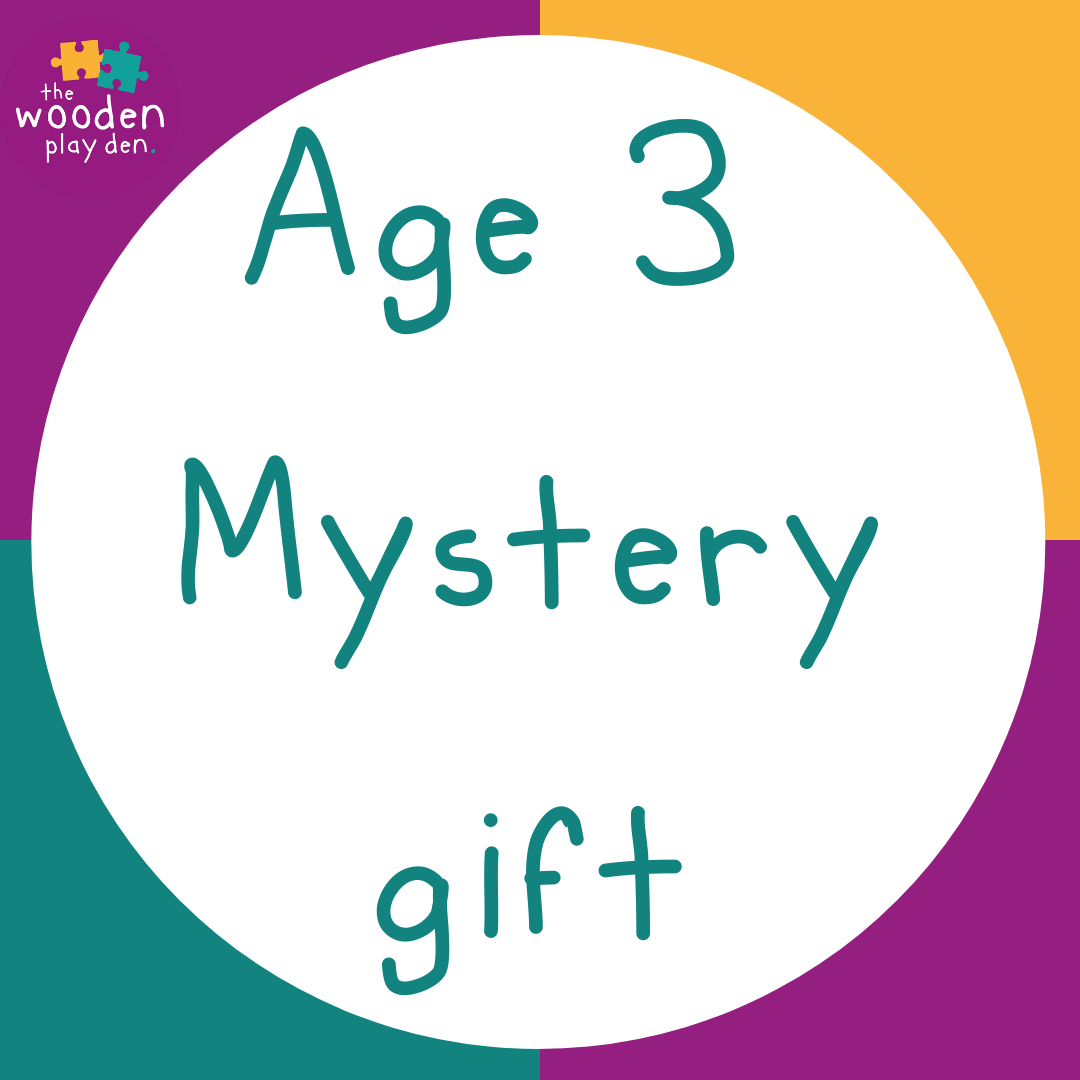 Mystery Gift ~ Age 3