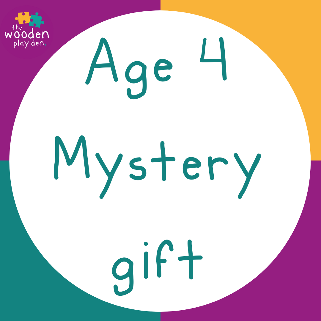 Mystery Gift ~ Age 4