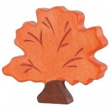 Autumn Tree - Holztiger