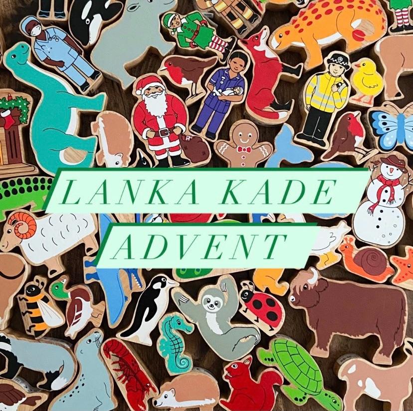 Lanka Kade - Advent - 12 Figures