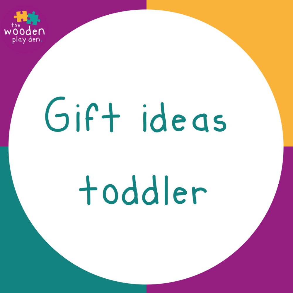 Gift Ideas Toddlers