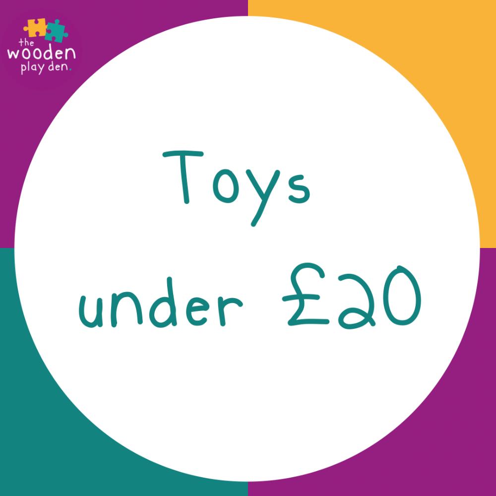 Toys £10 - £20