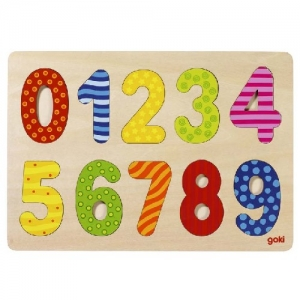 Number Board Puzzle