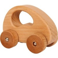 Car Natural Wooden