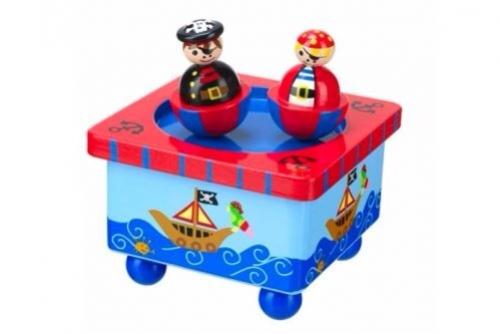 Music Box - Pirates