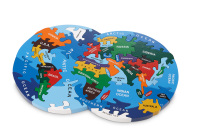 Map of the World Jigsaw Puzzle