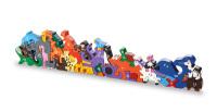 Alphabet Jigsaw - Animals of the Zoo